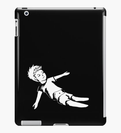 In Reality I Was Falling iPad Case/Skin
