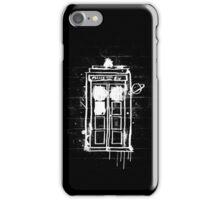 Time Lord Graffiti iPhone Case/Skin