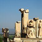 Memmius Monument, Ephesus by Maria1606