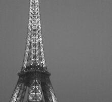 Eiffel Tower by GeorgiaLove