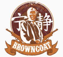 Browncoat One Piece - Short Sleeve
