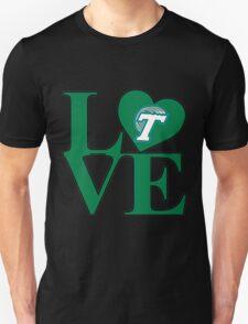 Love Tulane  Unisex T-Shirt