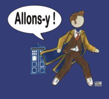 Doctor Who #10 - Allons-y by RiverbyNight