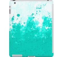 Teal Ink iPad Case/Skin