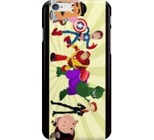 Toy Story Heroes iPhone Case/Skin