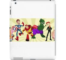Toy Story Heroes iPad Case/Skin