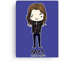 Meg - Later, Ho Nuggets! Canvas Print