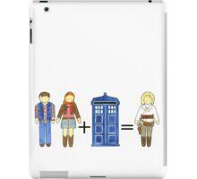 Who Math #1 iPad Case/Skin