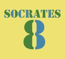 Socrates Brazilian Superman by Luckyman