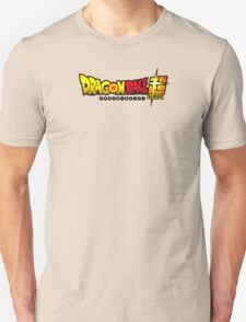 Dragon Ball Super Unisex T-Shirt