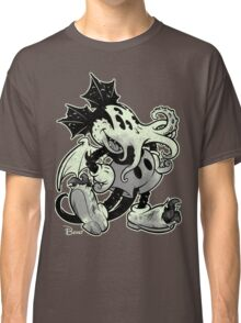 MICKTHULHU MOUSE (monochrome) Classic T-Shirt