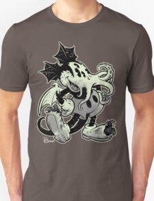 MICKTHULHU MOUSE (monochrome) Unisex T-Shirt