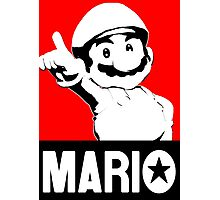 Che Mario Photographic Print