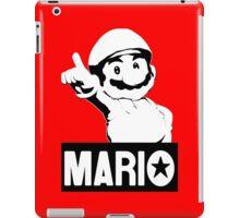 Che Mario iPad Case/Skin