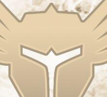 Guild Wars 2 Inspired Warrior logo Sticker