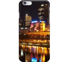 City at Night 2 iPhone Case/Skin