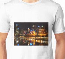 0833 City at Night 2 Unisex T-Shirt