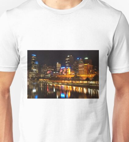 0833 City at Night 2 T-Shirt