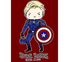 Star Spangled Man With a Plan Photographic Print