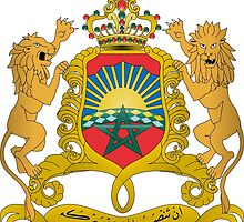 Coat of Arms of Morocco by abbeyz71