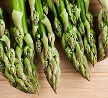 Asparagus by April Koehler