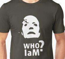 Who i am? II. - white Unisex T-Shirt