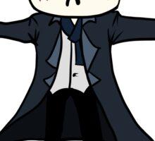 Sherlock is Not a Psychopath Sticker