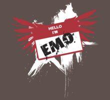 Hello... I'm Emo by sebgonz