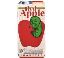 Red Apple Cigarettes! iPhone Case/Skin