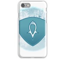 Guild Wars 2 Inspired Guardian logo iPhone Case/Skin