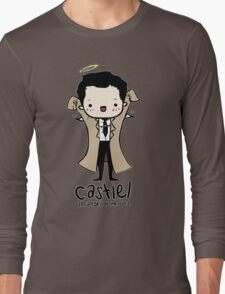 Castiel - Angel of the Lord Long Sleeve T-Shirt