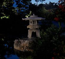 Small Stone Pagoda by Nugent Visuality