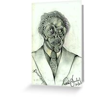 The Picture Of Dorian Gray  Greeting Card