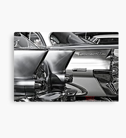 """"""" Stainless Steel """" Canvas Print"""