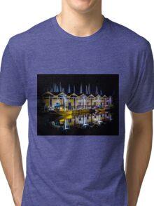 Harbour the Night Tri-blend T-Shirt