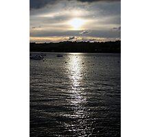 Devon Sky Photographic Print
