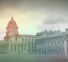 Greenwich Uni by Joe  Barbour
