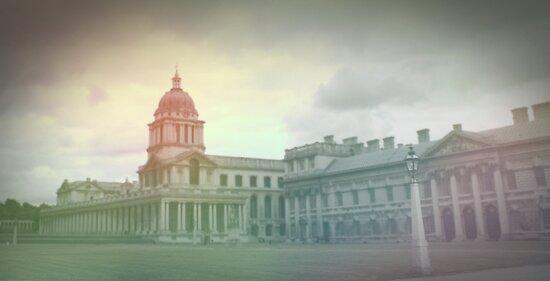 Greenwich Uni by Joe  Barbour