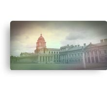 Greenwich Uni Canvas Print