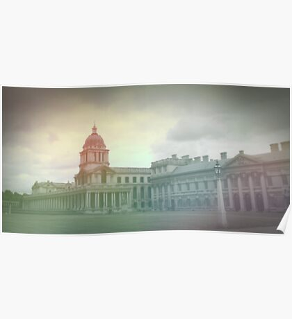 Greenwich Uni Poster