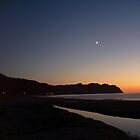 Dawn Tokomaru Bay, East Coast, New Zealand Aotearoa by leftfieldnz