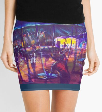 GYMPIE MUSTER - COLLECTION -  Mini Skirt