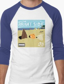 The Bright Side 8-bit Men's Baseball ¾ T-Shirt