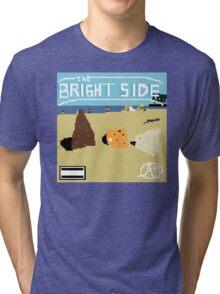The Bright Side 8-bit Tri-blend T-Shirt