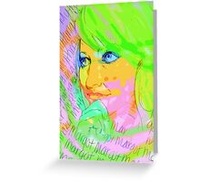 margotmymythmaker Greeting Card