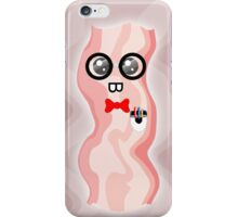 Nerdy Bacon iPhone Case/Skin