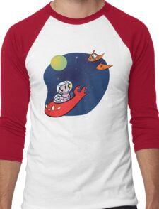 Space Pirates! Men's Baseball ¾ T-Shirt