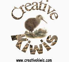 Creative Kiwis, New Zealand, Aotearoa Unisex T-Shirt