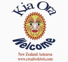 Kia Ora, New Zealand, Aotearoa T-Shirt