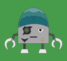 Frankenbot the Destroyer by Serena McLaughlin